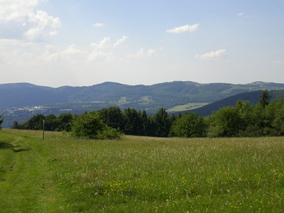 Panorama Wildflecken Rhön